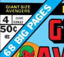 Giant-Size Avengers Vol 1 4