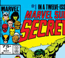 Marvel Super Heroes Secret Wars Vol 1 1
