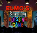 Elmo's Sing-Along Guessing Game