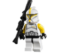 Clone trooper commander