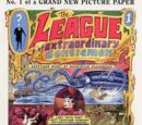 League of Extraordinary Gentlemen Vol 1 1