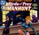 Birds of Prey: Manhunt Vol 1