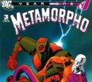 Metamorpho: Year One Vol 1 3