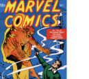 Marvel Mystery Comics/Covers