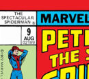 Peter Parker, The Spectacular Spider-Man Vol 1 9