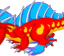 Salamander Dragon