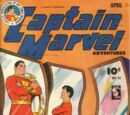 Captain Marvel Adventures Vol 1 45