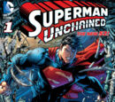 Superman Unchained/Covers