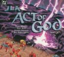 JLA: Act of God Vol 1 1