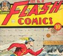 Flash Comics Vol 1 10