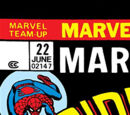 Marvel Team-Up Vol 1 22
