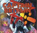 Captain Britain (TPB) Vol 2