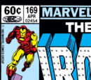 Iron Man Vol 1 169