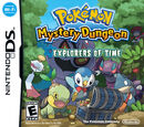 Pokémon Mystery Dungeon: Explorers of Time & Explorers of Darkness