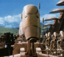 Rebellion B-1 battle droid