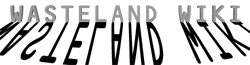 Wasteland Wiki