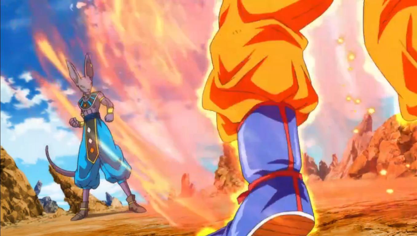 Goku super sayayin dios!!!!!!!!!!!!! - Otakus Land