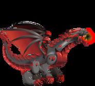Obsidian Dragão 3o