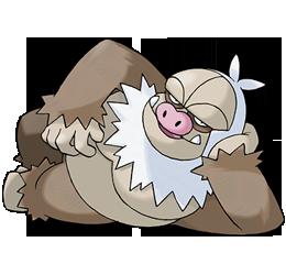 cual es el pokemon mas fuerte de todos??   Slaking