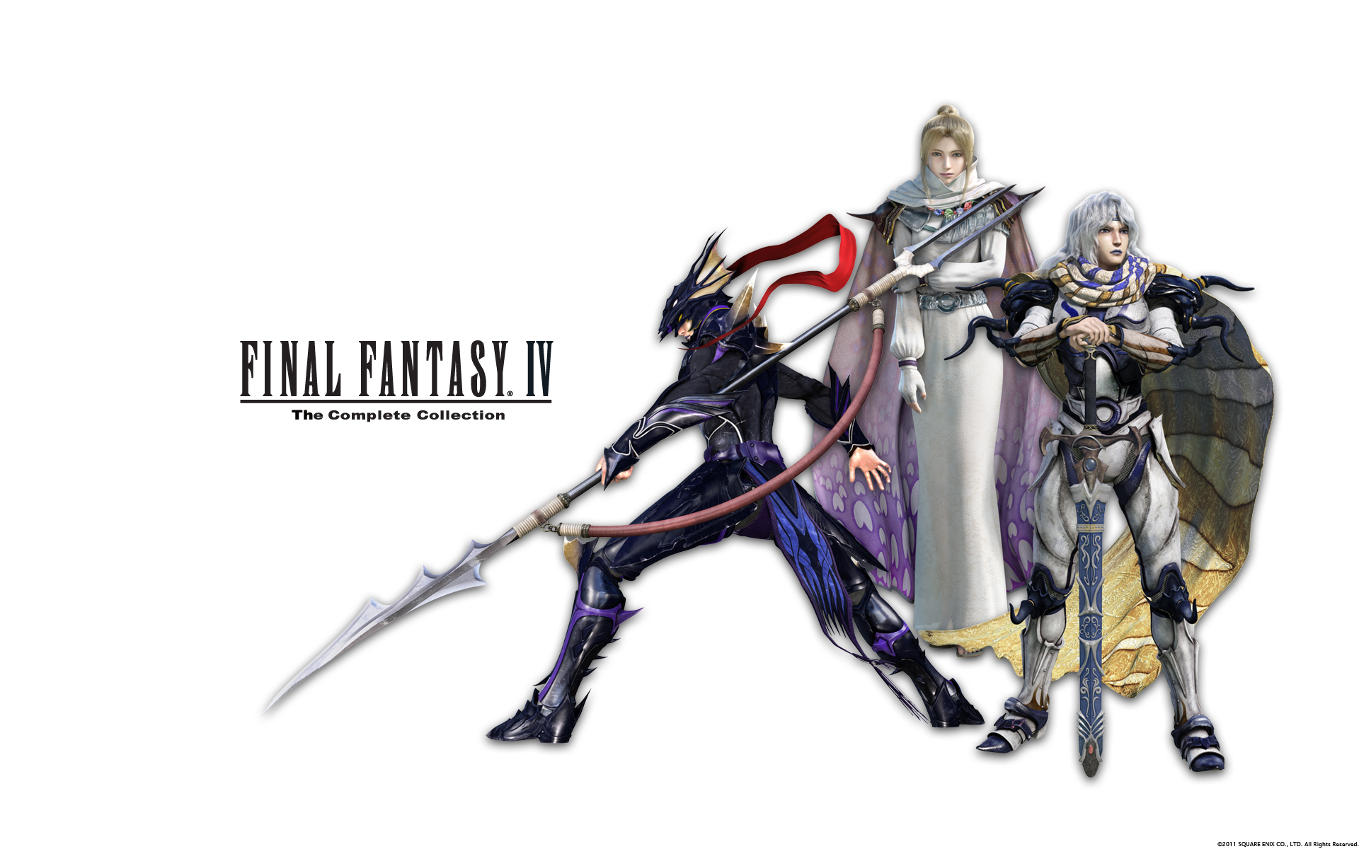 Final fantasy kain wallpaper - photo#19