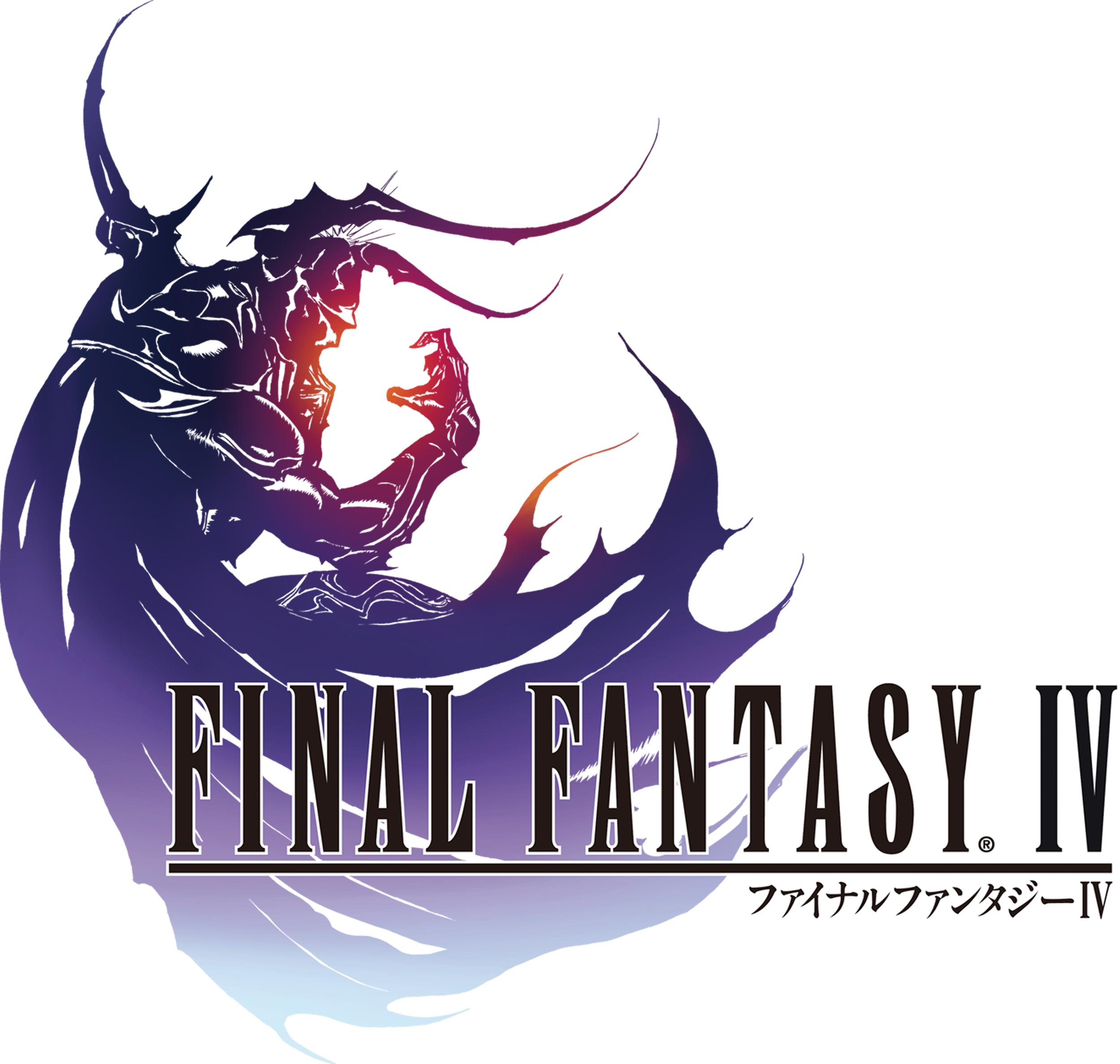 Final Fantasy IV FFIVnds_logo