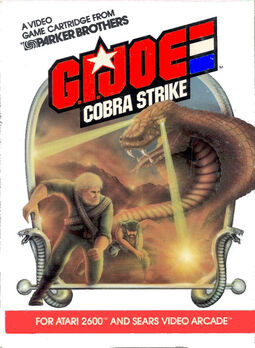 255px VG Strike01 Classic game of the week, G.I. Joe Cobra Strike