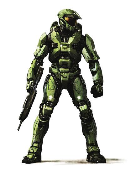 Mark V (Art of Halo 3)