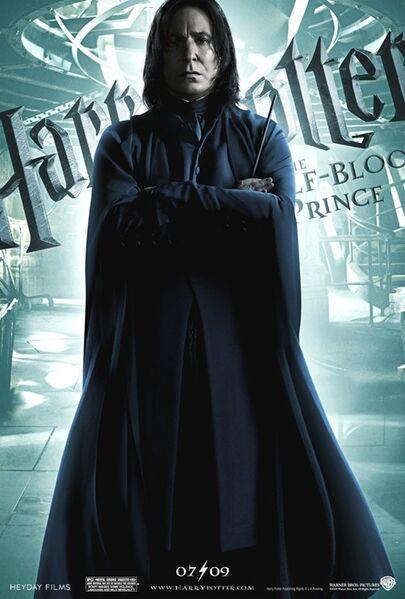 Severus Snape från