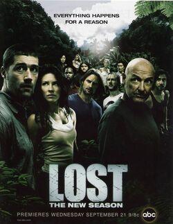 LOST (PERDIDOS) 250px-Season2Poster2