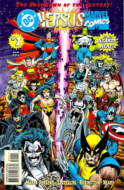 Topic Officiel] DC/MARVEL COMICS