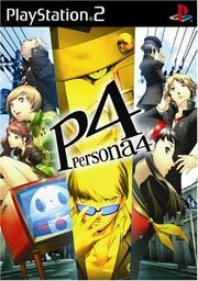 Cover of Persona 4