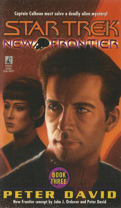 Star Trek New Frontier #2: The Two-Front War