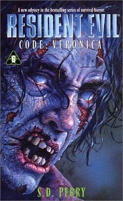 Resident Evil : Code Veronica 250px-Code_Veronica_novel