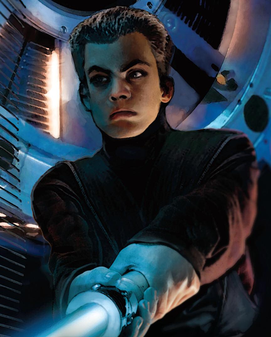 Ben Skywalker (Jedi Knight)