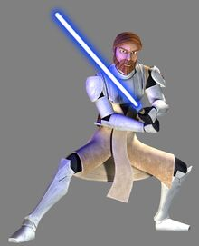 Obi-Wan fights for his life agaisnt the Sith in a new way in WS