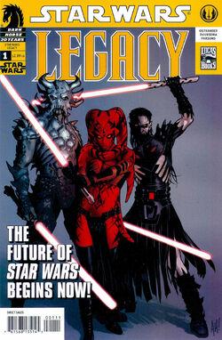 [Cómic] Star Wars: Legacy 250px-Legacy1