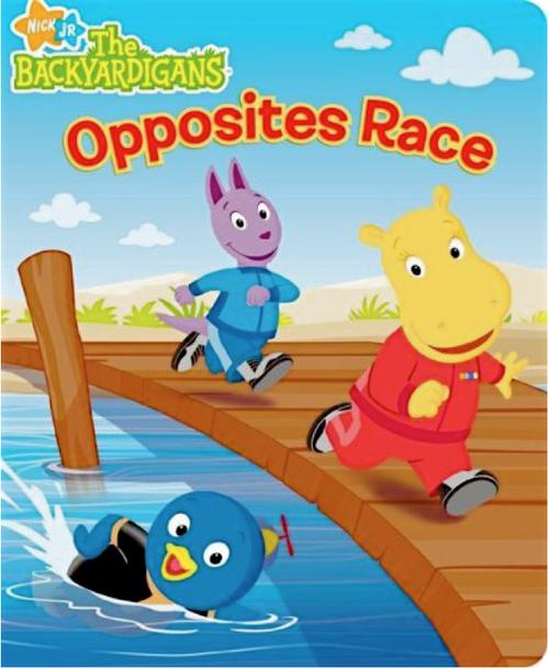 Backyardigans Japanese : Image  Opposites Racepng  The Backyardigans Wiki