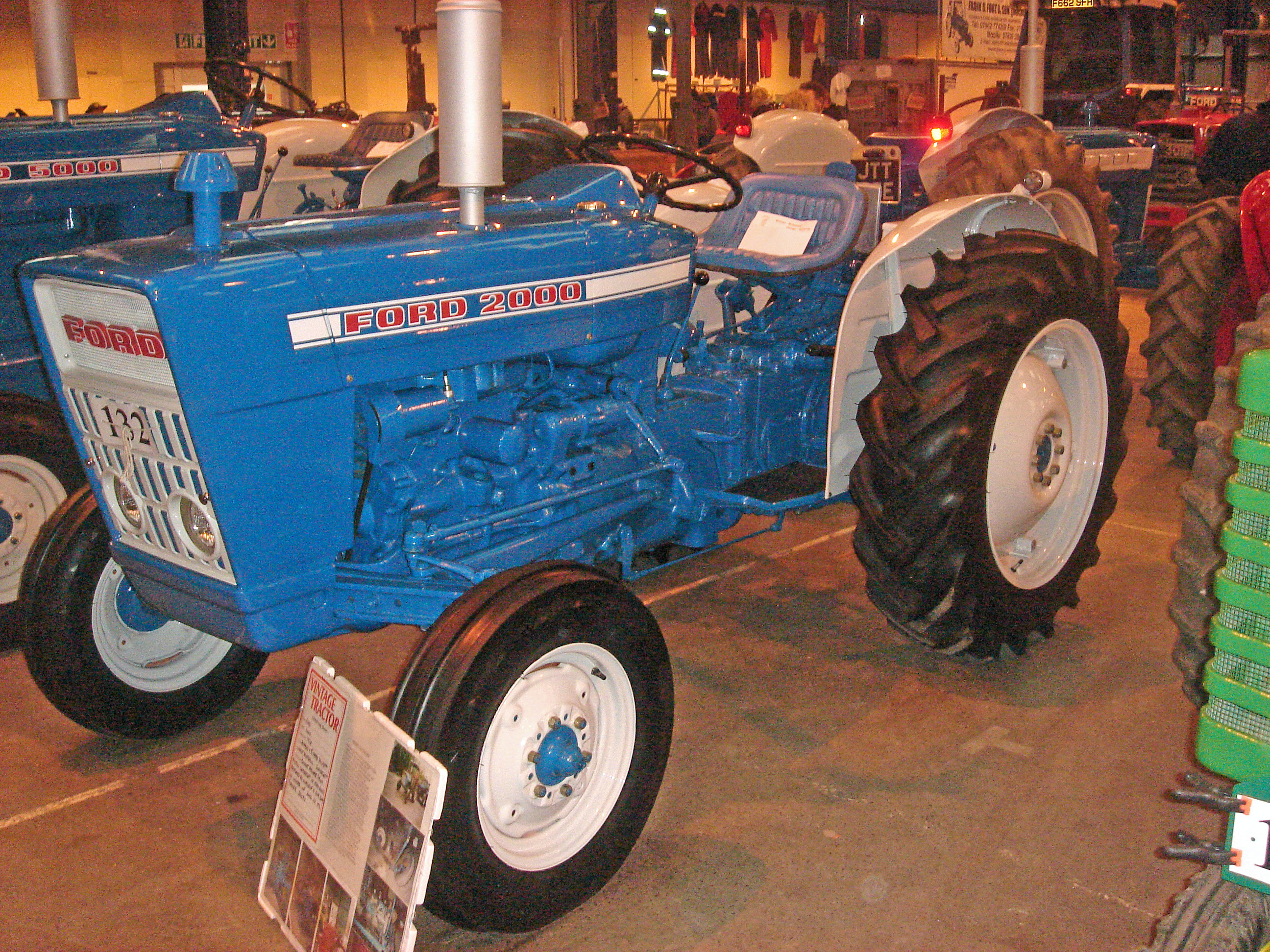 Ford Tractor Pto No 1962 : I have my father s ford gasoline it appears as