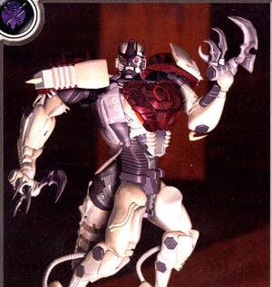 Transformers - Dinobot 4