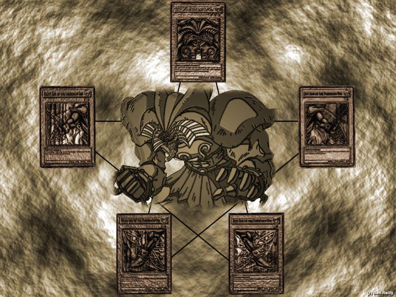 Conheça as principais cartas de Yu-Gi-Oh! ExodiaTablet