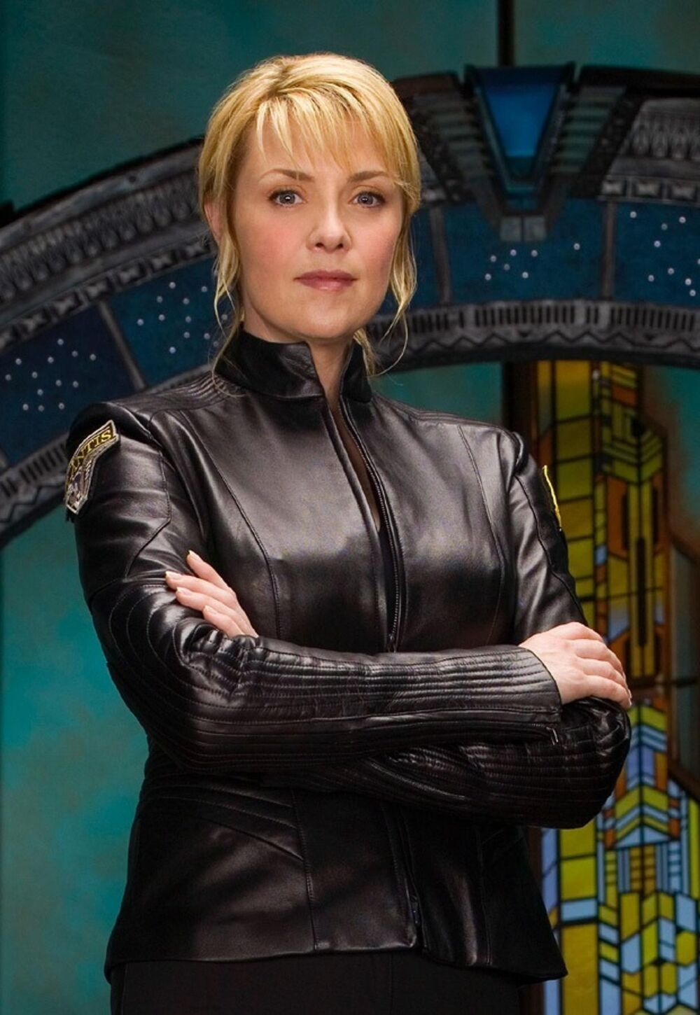 Amanda Tapping Hot new sg:1 thing in the works | page 4 | spacebattles forums