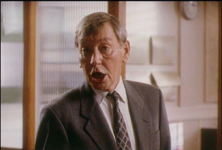 Jim Taggart, in the episode Gingerbread