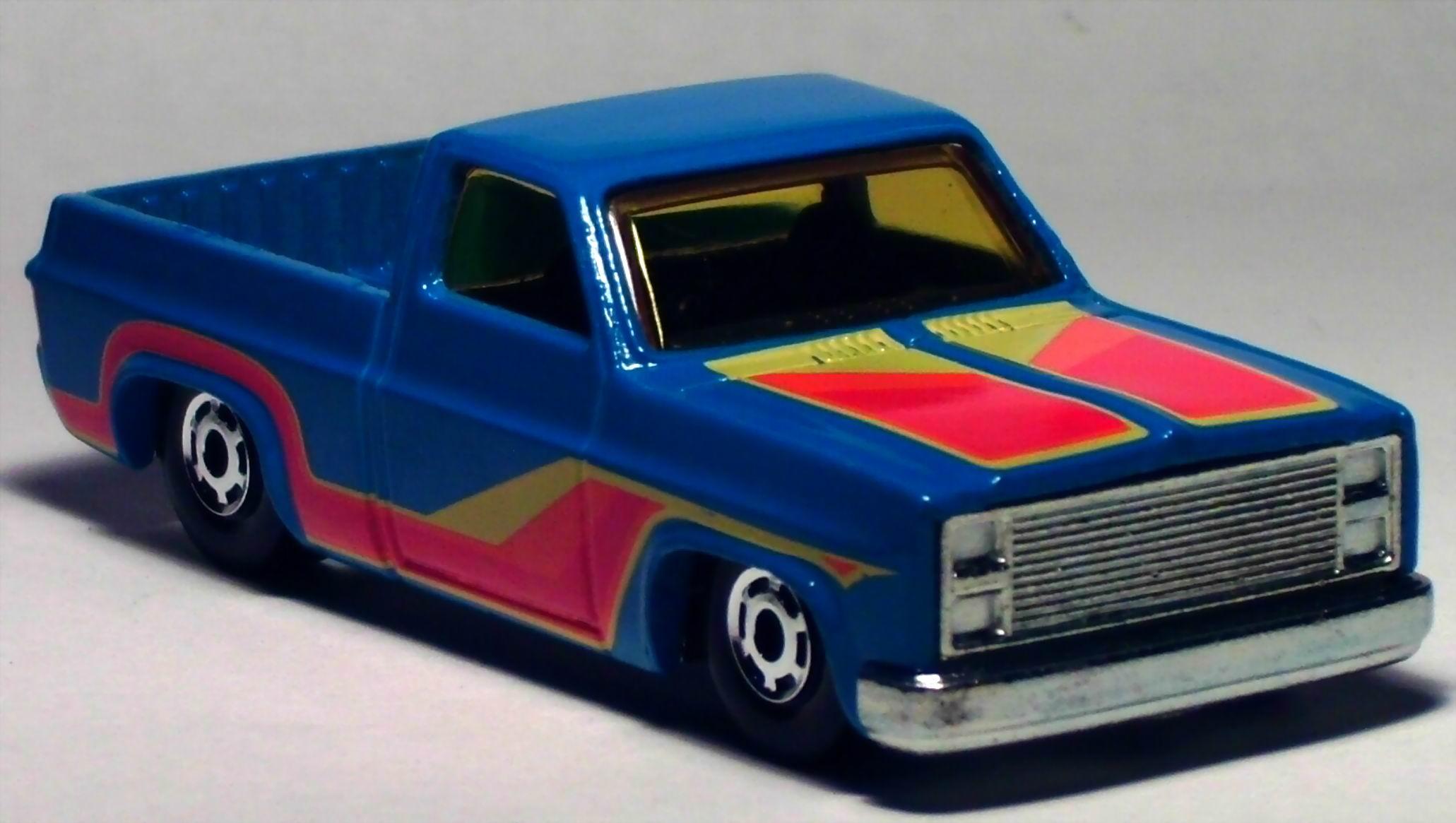 '83 Chevy Silverado - Hot Wheels Wiki