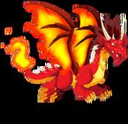 Dragon Flame 3c