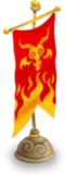 Dragonhead Bandeira