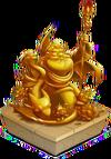 Deus Estátua