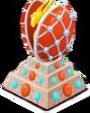 Luxo Egg Statue