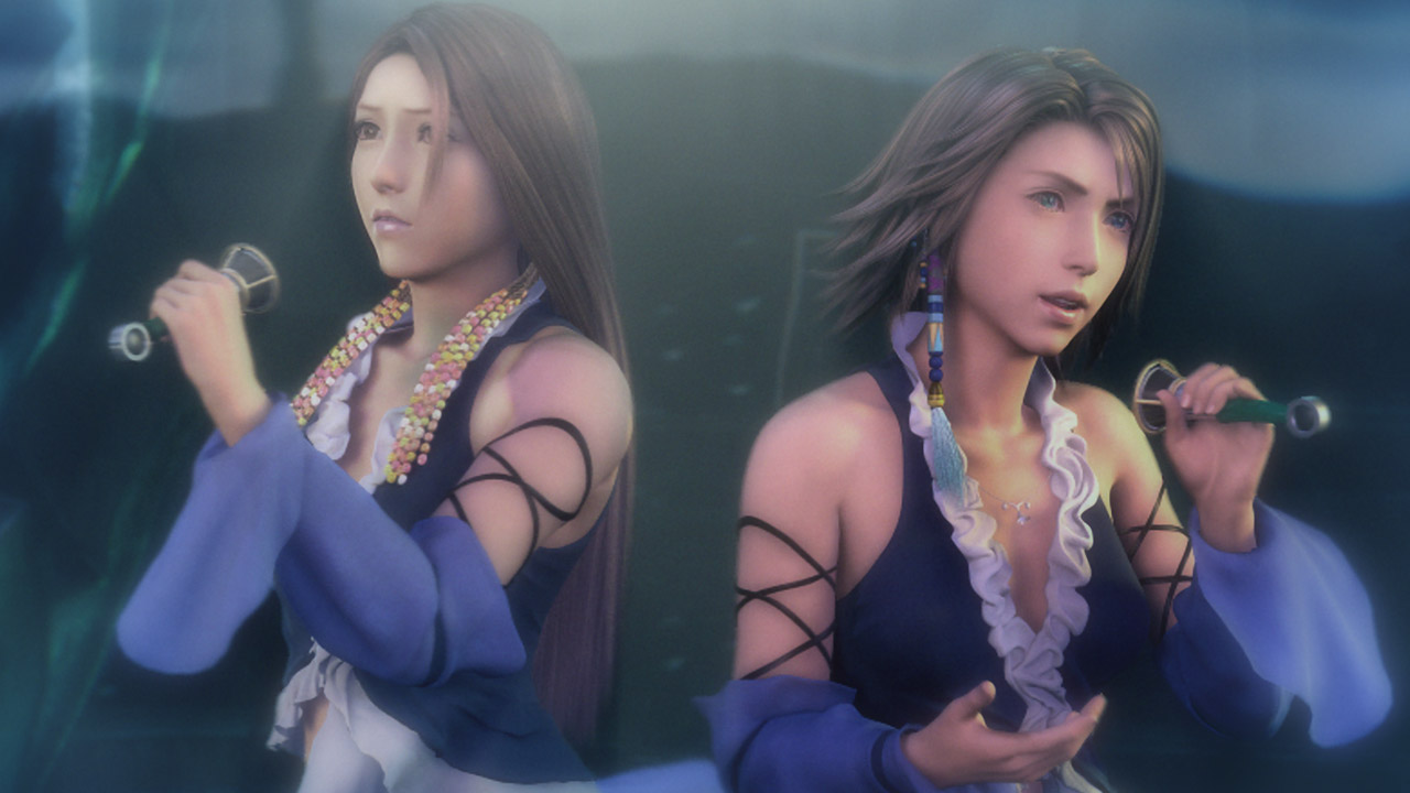 Final Fantasy X Sexy anyone think the new yuna looks hotter then the old yuna